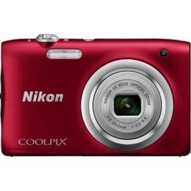 ΦΩΤΟΓΡΑΦΙΚΗ ΜΗΧΑΝΗ COOLPIX A100 RED NIKON