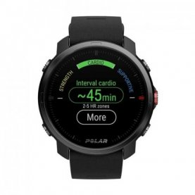 Multisport Watch Polar Grit X M L Black