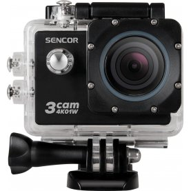ACTION CAMERA 3CAM 4K01W SENCOR