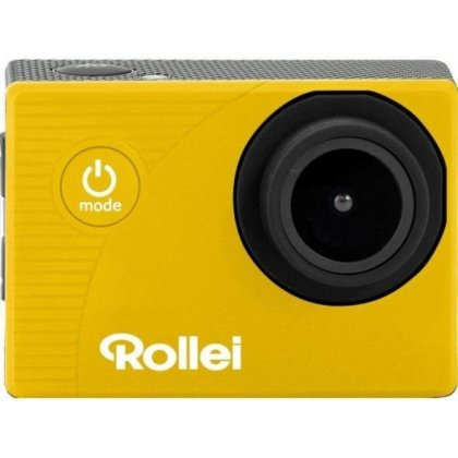 ACTIONCAM 372 (40142) YELLOW ROLLEI