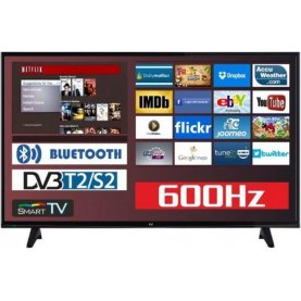 ΤΗΛΕΟΡΑΣΗ 50 LED FLS50201 smart tv F&U